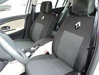 Авточехлы для салона Renault Laguna универсал с 2007-