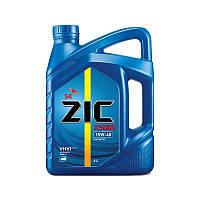 Моторное масло ZIC X5000 15W-40 6л.(Ю.Корея).