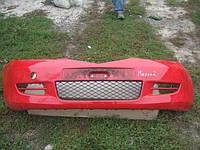 Запчасти Мазда Mazda 2 04г. Бампер передний голый