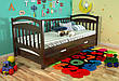 Детская деревянная кровать Алиса, фабрика Арбор Древ, фото 2