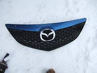 Запчасти Мазда Mazda 3 04г. Решетка радиатора (Хетч.)