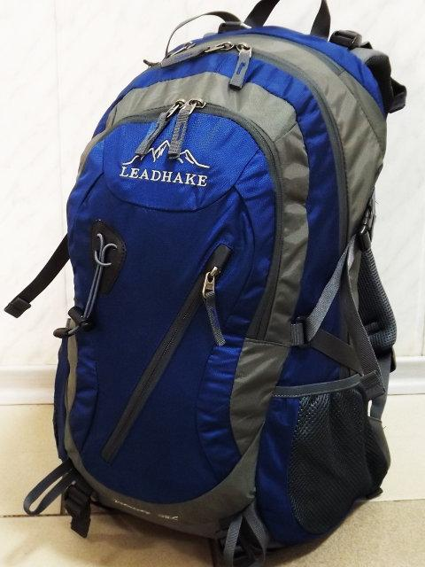 Рюкзак Leadhake с металлическим каркасом 50л