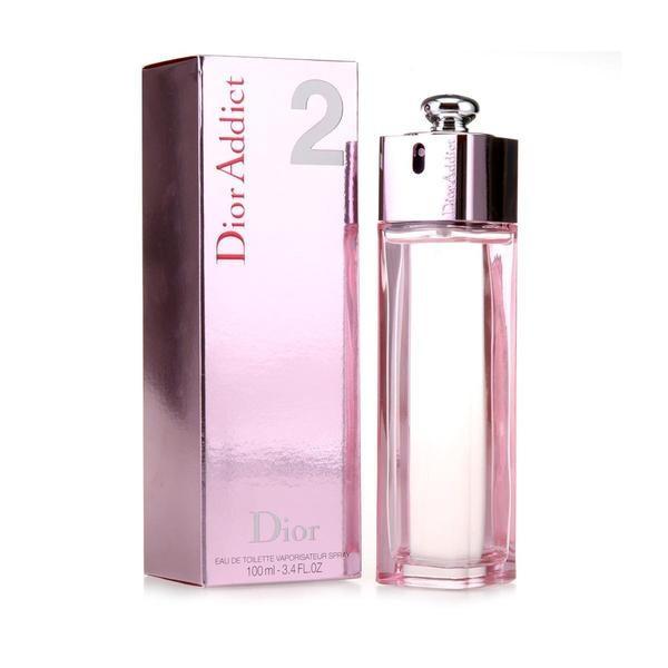 Туалетная вода женская Christian Dior Addict, 100 мл