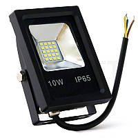 Светодиодный LED прожектор S2-SMD-10-Slim, фото 1