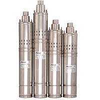 Погружной глубинный насос для скважин шнековый 4SQGD 2,5-140-1,1 Sprut