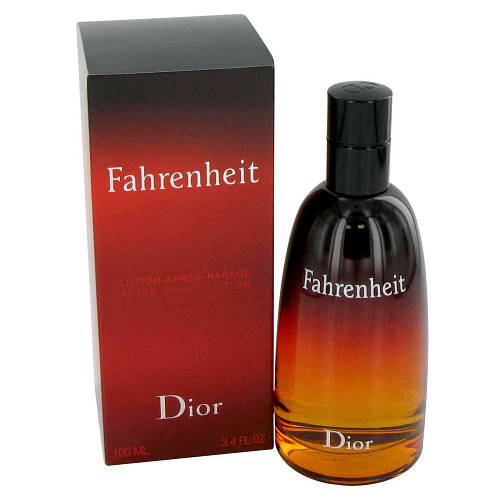 Christian Dior Fahrenheit (Кристиан Диор Фаренгейт), туалетная вода для мужчин