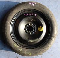 Диск запасного колеса (докатка) 125/85 R16 FordFocus II2004-20111s71mh05311, 99M, 5-болтов
