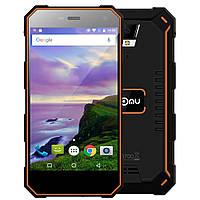 """Смартфон Nomu S10 противоударный, водонепроницаемый (""""5-экран, памяти 2/16, акб 5000 мАч)"""