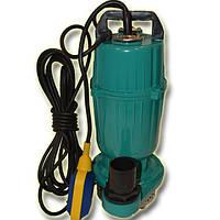 Дренажный насос чугунный корпус QDX 10-16-0.75 H.World