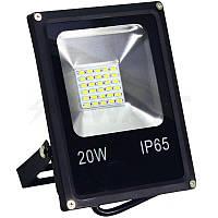 Светодиодный LED прожектор S2-SMD-20-Slim, фото 1