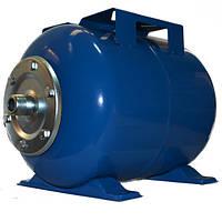 Бак для насосной станции на 24 литра, Гидроаккумулятор Китай, синий