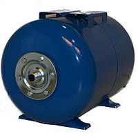 Бак для насосной станции на 50 литров, Гидроаккумулятор Китай, синий