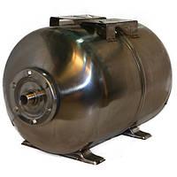 Бак для насосной станции на 50 литров, Гидроаккумулятор, Италия нержавейка