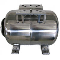 Бак для насосной станции на 24 литра, Гидроаккумулятор, Польа, нержавейка