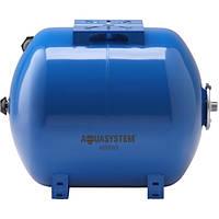 Бак для насосной станции на 50 литров, Гидроаккумулятор  AquaSystem VAO 50