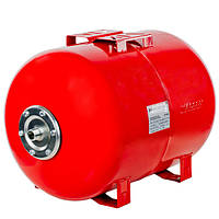 Бак для насосной станции на 100 литров. Гидроаккумулятор Насосы+ HT 100