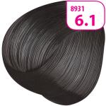 Стойкая СС крем-краска для волос KRASA с маслом амлы и аргинином тон 6.1 Темный блондин пепельный