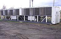 Чиллер б/у  Trane RTAC 375 1350 кВт 2006 год