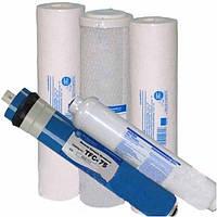 Комплект картриджей Aquafilter  для фильтра обратного осмоса 5-ть ступеней