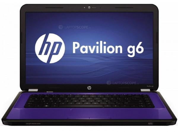Ноутбук бу HP Pavilion G6t-1c00 Core i3-2330m 2.2GHz / 4Gb /160Gb