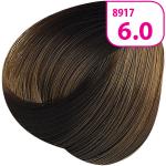 Стойкая СС крем-краска для волос KRASA с маслом амлы и аргинином тон 6.0 Темный блондин