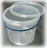 Ведро пластиковое  для пищевых продуктов V=5000 мл(50 шт/ящик)