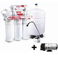 Фильтр осмос Filter1 МO 5-5P с насосом