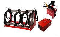 Гидравлический стыковой сварочный аппарат  для сварки полимерных труб встык HOCHWELD HW 315
