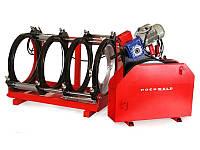 Гидравлический стыковой сварочный аппарат  для сварки полимерных труб встык HOCHWELD HW 500