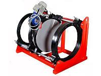 Гидравлический стыковой сварочный аппарат  для сварки полимерных труб встык HOCHWELD HW 800
