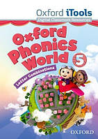 Oxford Phonics World 5. Letter Combinations. Oxford iTools. Digital Classroom Resources