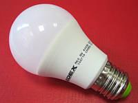 Лампа светодиодная LEDEX 8W 760lm E27 нейтральный свет