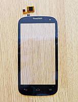 Сенсор Alcatel 5036D One Touch Pop C5 черный