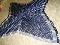 Платок Louis Vuitton шерстяной  можно приобрести на выставках в доме одежды Киев