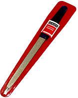 Пилочка для ногтей Leader (125мм) металлическая, маникюрные пилочки