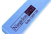 """Пилки для ногтей """"Niegelon"""" (120х120 грит) пилки для маникюра"""