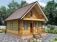 Дом из модульных блоков , Модульные дома для круглогодичного проживания под ключ