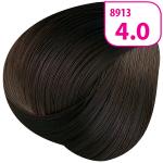 Стойкая СС крем-краска для волос KRASA с маслом амлы и аргинином тон 4.0 Каштан