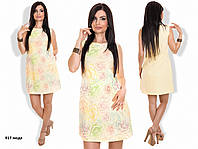 Платье стильное 917 мода