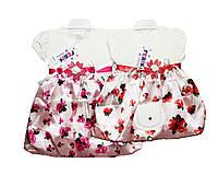 Платье детские на лето, трикотаж, атлас Ferix 300, фото 1