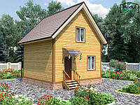 Модульные мини дома, Модульный дом с доставкой и установкой, Модульные дома в Украине