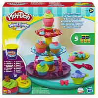 Плей До Башня из кексов Play Doh Hasbro
