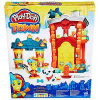 Плей До Пожарная часть Play Doh Town Hasbro, фото 1