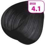 Стойкая СС крем-краска для волос KRASA с маслом амлы и аргинином тон 4.1 Каштан пепельный