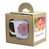 Чашка подарочная в коробке, фото 4