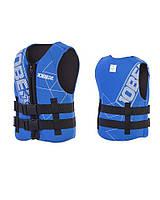 Жилет страховочный детский JOBE Neoprene Vest Youth Blue 244917302