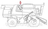 Ремень R164820 John Deere
