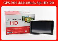 GPS 5007 ddr2-128mb, 8gb HD (20)