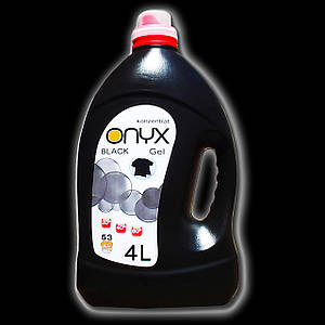 Гель для стирки Оникс Onyx для черного, 4 л