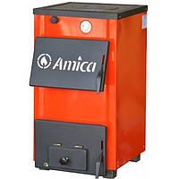 Твердотопливный котел Amica Optima  14 Плита сталь